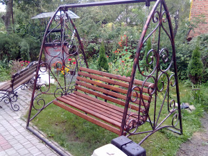 садовые качели5